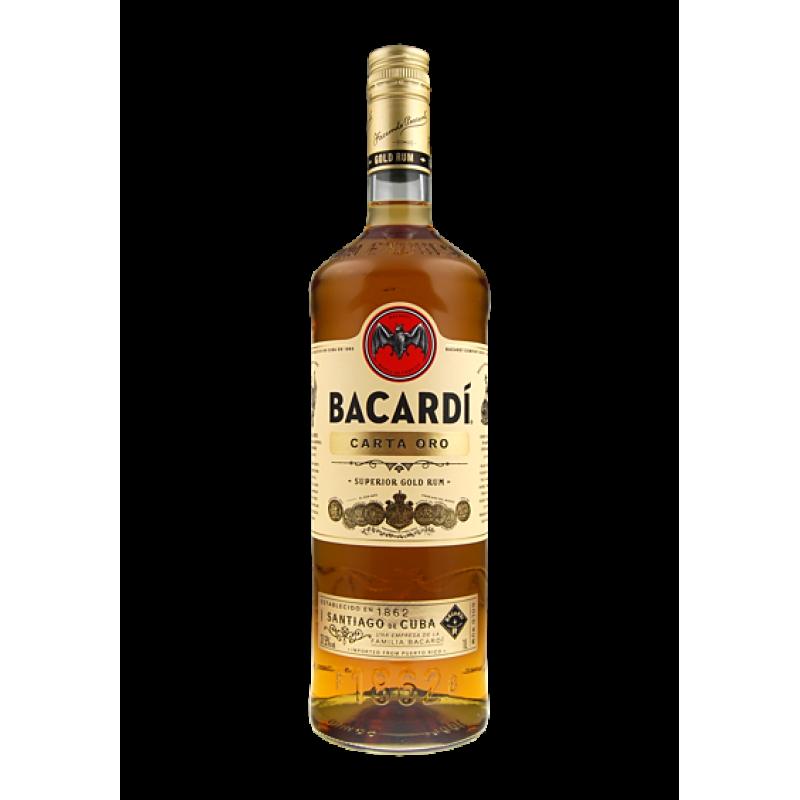 bacardi 1 liter aanbieding