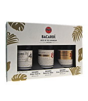 Bacardi Discovery Pack 3 x 10cl