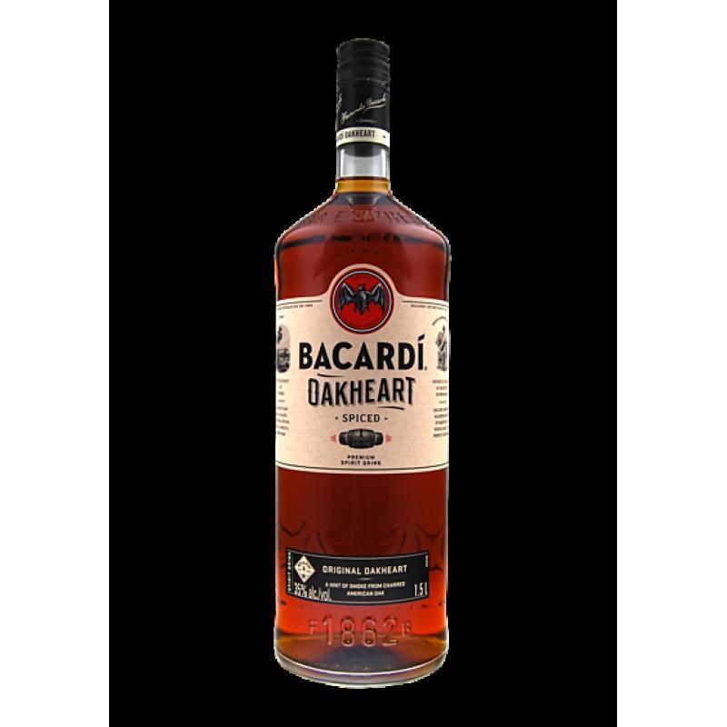 Bacardi 3 Liter