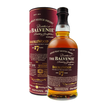 The Balvenie 17 years Double Wood