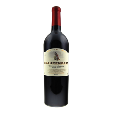 Beaurempart Grande Reserve 2019  Rouge