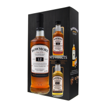 Bowmore 12 years giftpack