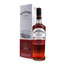 Bowmore 9 years