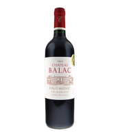 Chateau Balac Haut Medoc Cru Bourgeois 2015