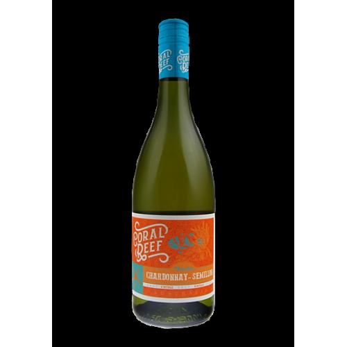 Coral Reef Chardonnay Semillon 2017