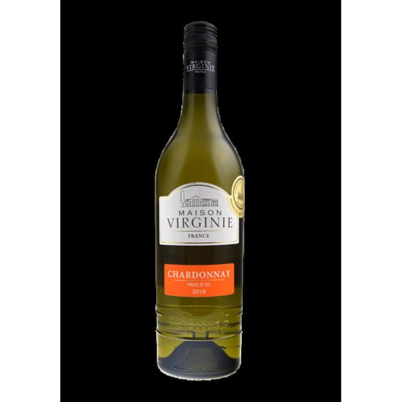 maison virginie chardonnay 2016 de druiventuin