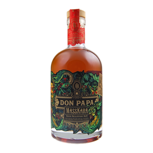 Don Papa Masskara Limited Edition