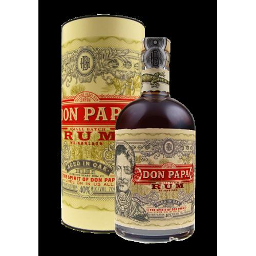 Don Papa Small Batch Rum 0.20 liter