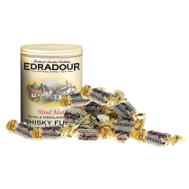 Edradour Whisky Fudge tin 300 gram