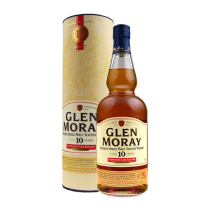 Glen Moray 10 years Chardonnay Cask Matured