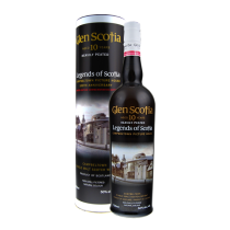 Glen Scotia 10 years - Heavily Peated 50%