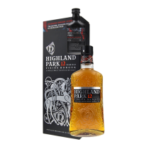 Highland Park 12 years plus mini Dragon Legend
