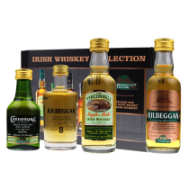 Irish Whiskey Collection 4 x 5cl