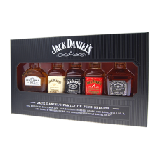 Jack Daniels 5 Minipack