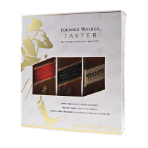 Johnnie Walker Taster 3 x 5 cl