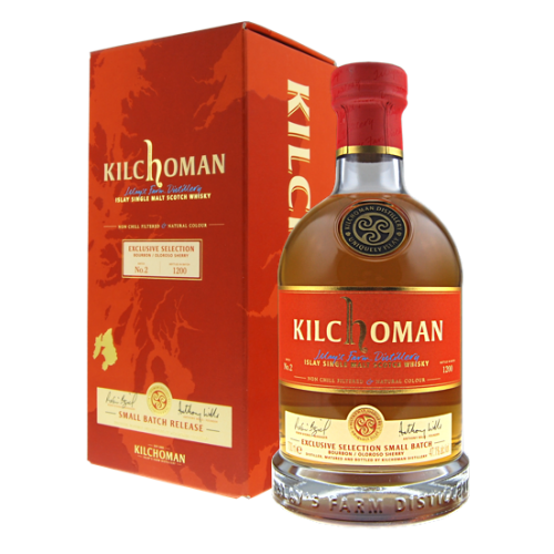 Kilchoman Small Batch no.2 Bourbon Oloroso