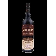 Kinahan's 10 years Irish Single Malt