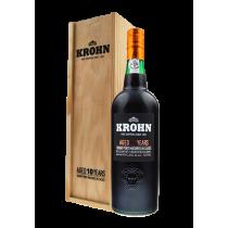 Krohn 10 years Tawny Port ( incl. kistje )