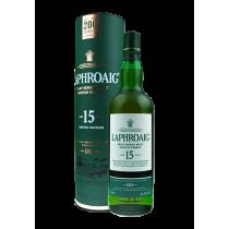 Laphroaig 15 years - 200 years of Laphroaig