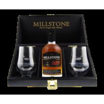 Millstone Oloroso Single Malt Giftset + glazen