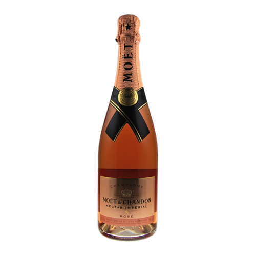 Moet et Chandon Nectar Imperial Rose