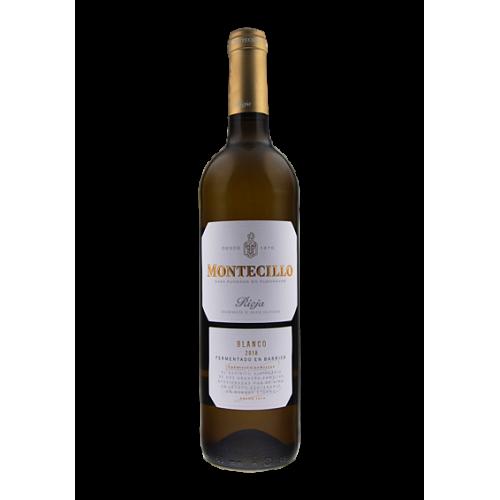 Montecillo Blanco Barrel Fermented Rioja 2018