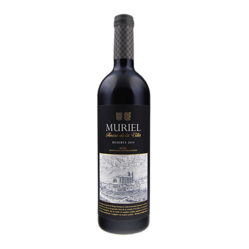 Muriel Rioja Reserva 2015