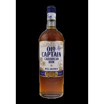 Old Captain Caribbean Brown