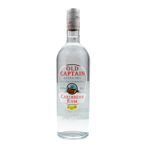 Old Captain Caribbean White