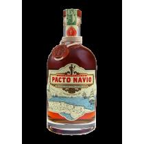 Havana Club Pacto Navio