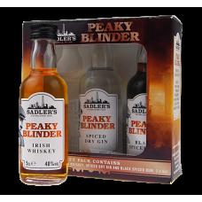 Peaky Blinders miniset 3 x 5cl