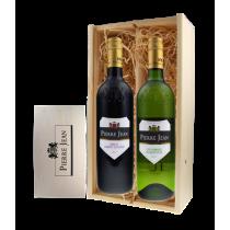 Pierre Jean wijnkist