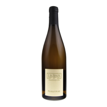 Pouilly Fume Les Bines 2014  Michel Bailly
