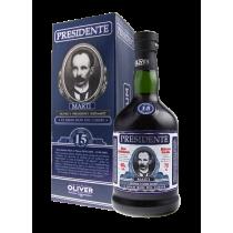 Presidente Marti 15 years Rum