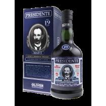 Presidente Marti 19 years Rum