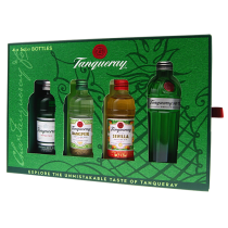 Tanqueray Gin Miniset