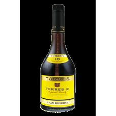 Torres 10 Years liter