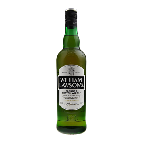 William Lawsons Blended Scotch
